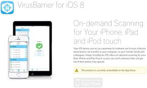 Apple Removes Intego s VirusBarrier From iOS App Store Says