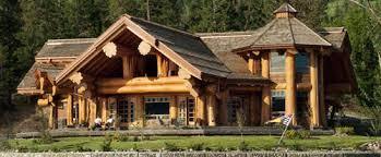 Log Home And Log Cabin Floor Plans