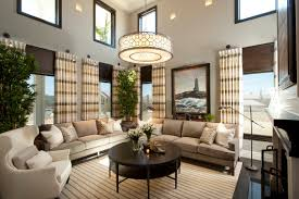 Luxury Living Rooms Glamorous Hamptons Inspired Room 1 After
