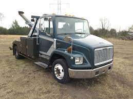 100 Freightliner Tow Trucks For Sale Great Running 1998 FL60 Truck For Sale