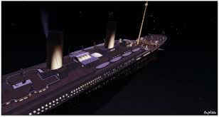 Ship Simulator Titanic Sinking 1912 by No Time For Real Life Titanic