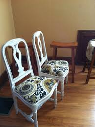 Ikea Gustavian Swedish Chairs Circa 1995, That I Recovered In A ...