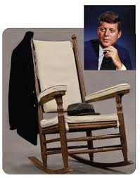 Antiques & Collectibles: Kennedy Memorabilia All Older Than ... Cherry Wood Antique Rocker With Inlay Collectors Weekly Help Me Safely Disassemble A Rocking Chair Fniture Dit Early 19th Century Decorated Boston Rocker This Is Depop An Federal Style Faux Bamboo Antique Rocking Chair Stock Photos 19thc Original Black Painted And Stenciled Fruit Vintage Childs Bostonstyle The Great Toward The Truth About American Rockers Trader Antiques Atlas
