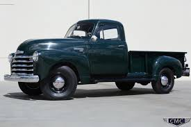 100 1951 Chevy Truck Chevrolet 3600 Carolina Muscle Cars Inc