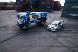 Nine-ton Truck Takes On Drifting Race In Saint Petersburg - ASC ...