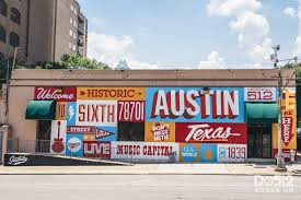 Big Ang Mural Location by Some Of Our Favorite Street Art In Austin