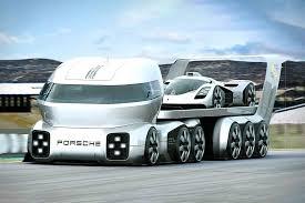 100 Porsche Truck GT Vision Concept