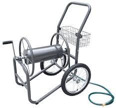 Decorative Hose Bib Handles by Garden Hose Cart With Wheels1 L I H How To Start An Herb Garden