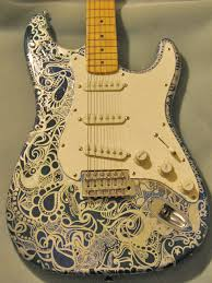 My First Electric Guitar By Psychedelics On DeviantArt