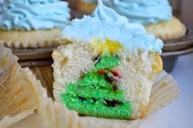 Christmas Tree Meringues by Hidden Christmas Tree Cupcakes Week 3 Of The 12 Weeks Of