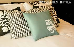 Cute Owl Car Floor Mats by Cute Owl Pillow Using My Silhouette Machine All Things Thrifty