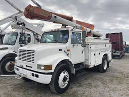 Lot: 1998 International 4700 42 Ft Over Center Bucket Truck ... Forestry Equipment Auction Plenty Of Used Bucket Trucks To Be Had At Our Public Auctions No 2019 Ford F550 4x4 Altec At40mh 45 Bucket Truck Crane For Sale In Chip Trucks Wwwtopsimagescom 2007 Truck Item L5931 Sold August 11 B 1975 Ford F600 Sa Bucket Truck 1982 Chevrolet C30 Ak9646 Januar Lot Waxahachie Tx Aa755l Material Handling For Altec E350 Van Royal Florida Youtube F Super Duty Single Axle Boom Automatic Purchase Man 27342 Crane Bid Buy On Mascus Usa