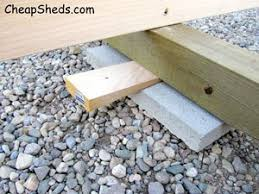 Floor Joist Span Table For Sheds by How To Build A Shed Floor