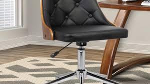 Wayfair Swivel Desk Chair by George Oliver Fairhaven Mid Century Desk Chair Reviews Wayfair