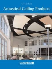 Certainteed Ceiling Tile Bet 197 by Certainteed Acoustical Ceiling Products Pages 1 12 Text