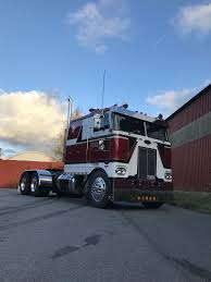 100 Cabover Show Trucks Classic Cabover Truck Trucks Trucking Crazy For S
