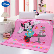 Minnie Mouse Bed Decor by Online Get Cheap Minnie Baby Comforter Aliexpress Com Alibaba Group