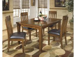 Signature Design By Ashley Ralene Casual 5 Piece Dining Set With