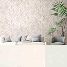 patterned wallpaper helle wohnzimmer tapete moderne