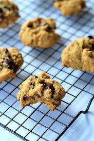 Healthy Chocolate Pumpkin Desserts by Skinny Pumpkin Chocolate Chip Cookies