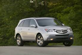 2007 Acura MDX Review Top Speed