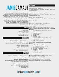 Architect Resume Samples