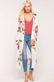 women u0027s cardigans cara floral mesh duster cardigan a u0027gaci