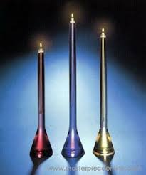 Wolfard Hand Blown Glass Oil Lamps by Wolfard Oil Lamps