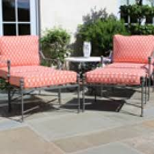 Outdoor Patio Cushions by European Custom Upholstery
