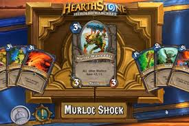 murloc shaman frozen throne hearthstone decks