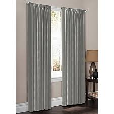 Magnetic Curtain Rods Bed Bath And Beyond by Wraparound Moore Window Curtain Panel Pair Bed Bath U0026 Beyond
