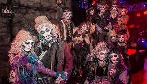 Halloween Horror Nights Auditions 2016 by Fright Fest Gamingshogun