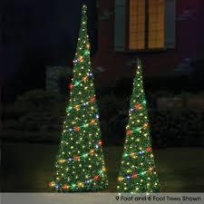 Black Pre Lit Pop Up Christmas Tree by Pop Up Christmas Tree Pre Lit Christmas Lights Decoration