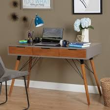 Simple Living Ervin Mid Century Desk Free Shipping Today
