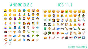 Translation Here s what the new iPhone emojis look like on Android