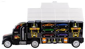 100 Toy Car Carrier Truck LIGHTNING DEAL ALERT WolVol Transport Rier