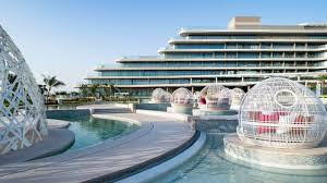 100 Hotel In Dubai On Water Luxury Boutique In W The Palm