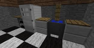 how to build a kitchen in minecraft 4734
