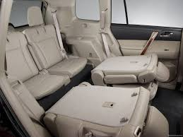 2013 Toyota Highlander Captains Chairs by Toyota Highlander 2011 Pictures Information U0026 Specs