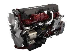 100 Semi Truck Transmission MP7 Engine Mack S