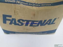 Package Of 100 Fastenal Grade 8 Hex Head Cap Bolt Screws 5/8