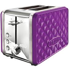 CLOSEOUT BellaTM Diamonds Collection 2 Slice Toaster