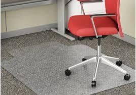 Desk Chair Mat For Carpet by Office Chair Carpet Mat Modern Looks Lorell Low Pile Carpet