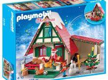 maison du pere noel playmobil playmobil enviedacheter fr