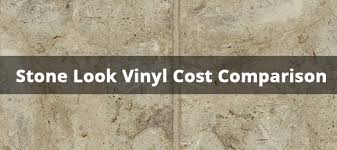 look vinyl tile flooring vs ceramic tile flooring a cost