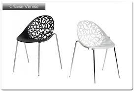 chaise design cuisine impressionnant chaise de cuisine design venise haute pas
