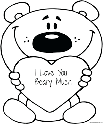 Coloring Pages I Love You Mom And Dad That Say