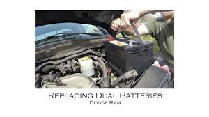 How To Replace Dodge Diesel Truck Battery Batteries 2500 3500 - YouTube Howto Choose The Best Batteries For Your Truck Dieselpowerup Diesel Pickup Battery Awesome 85 Trucks 9second 2003 Dodge Ram Cummins Drag Race Voilamart Heavy Duty 1200amp 6m Car Jump Leads Booster Odelia Matheis 2015 Top 2011 Ford Vs Gm Shootout Power Podx Kit Is Designed Dual Battery Truckswith A Elon Musks New Truck Said To Have Revolutionary Got Batteries Resource Forums Negative Terminal Cable Ground Rh Side