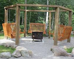 Pallet swing plans discovered by pallets furniture designs
