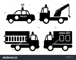 Ambulance, Police Car, Fire Truck And Tow Truck Silhouettes, Vector ... Old Vintage Tow Truck Vector Illustration Retro Service Vehicle Tow Vector Image Artwork Of Transportation Phostock Truck Icon Wrecker Logotip Towing Hook Round Illustration Stock 127486808 Shutterstock Blem Royalty Free Vecrstock Road Sign Square With Art 980 Downloads A 78260352 Filled Outline Icon Transport Stock Desnation Transportation Best Vintage Classic Heavy Duty Side View Isolated
